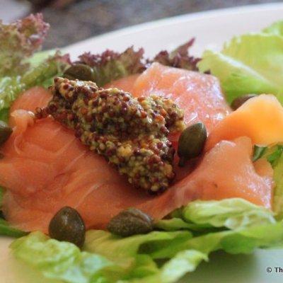 Cuisine salad